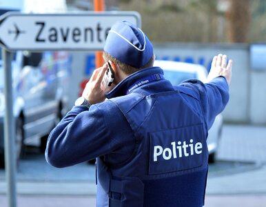 Nożownik zaatakował policjantów w Brukseli