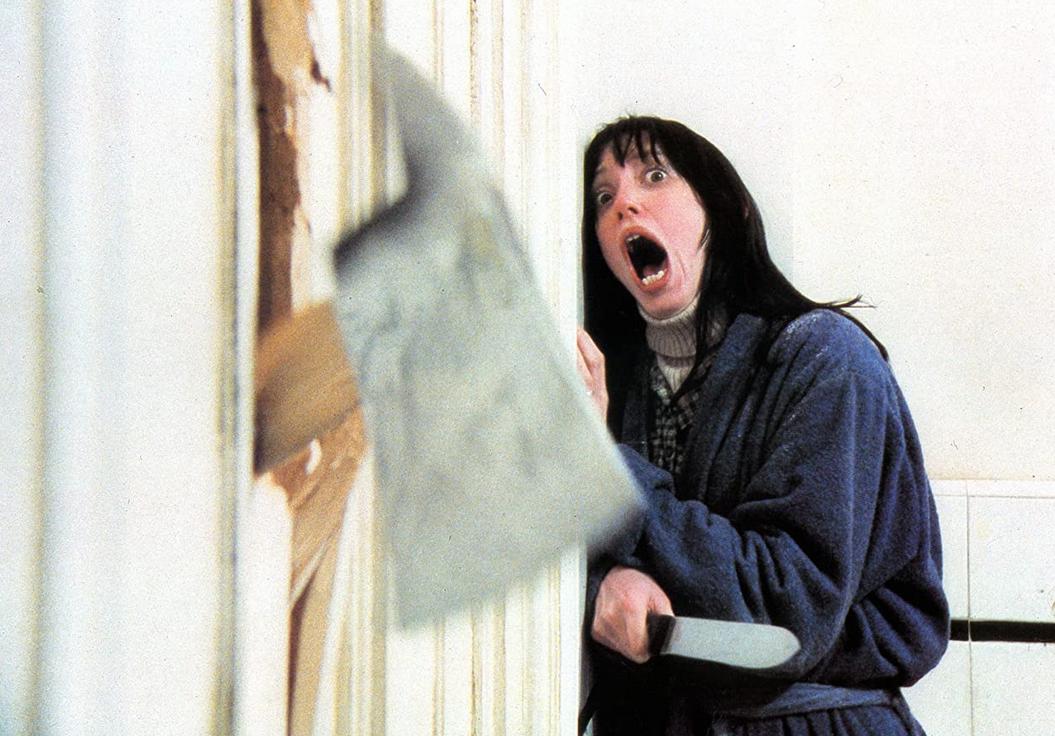 """Shelley Duvall w filmie """"Lśnienie"""" zagrała:"""