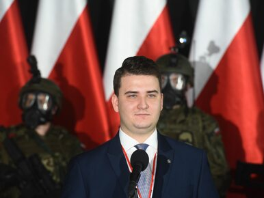 Prezydent o Misiewiczu: Ma dostęp do informacji o bezpieczeństwie....