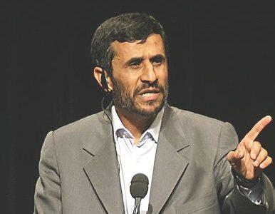 Ahmadineżad: pożałujecie sankcji nałożonych na Iran!