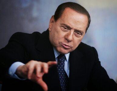 Gorąca atmosfera pod domem Berlusconiego