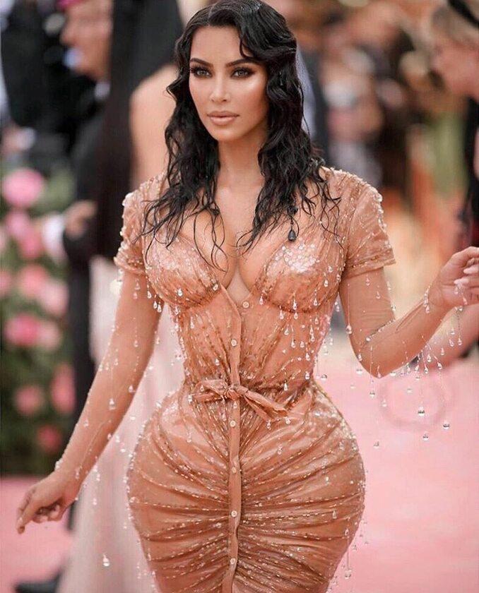 Kim Kardashian obecnie