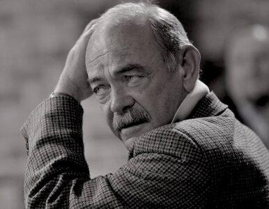 Zmarł aktor Marek Nowakowski. Miał 71 lat