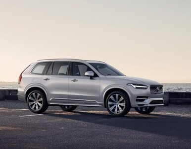 Volvo XC90 – cena, wymiary, dane techniczne