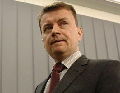 Szef MSWiA Mariusz Błaszczak komentuje listę podsłuchiwanych dziennikarzy
