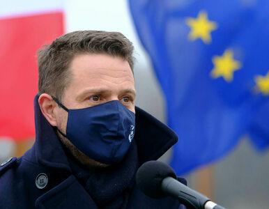 Rafał Trzaskowski: Ziobro jest mocny w gębie, ale później okazuje się...
