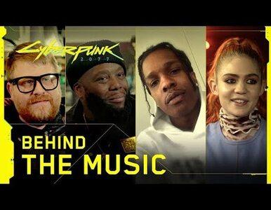Cyberpunk 2077 pochwalił się artystami na soundtracku. Grimes, A$AP...