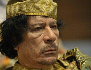 """""""Kadafi pozostanie w Libii do końca"""""""