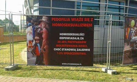 Kontrowersyjna wystawa w Opocznie