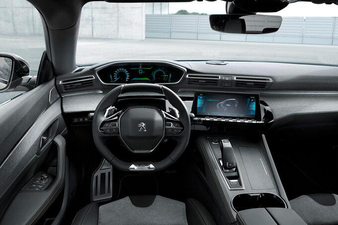 Nowe hybrydowe Peugeoty: 508, 508 SW i3008