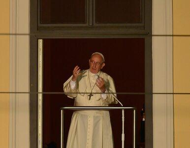 """""""Proszę, dziękuję, wybacz"""", """"czasem nawet talerze latają"""". Papież..."""