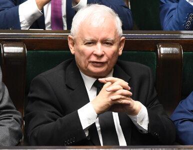Kaczyński pocałował w dłoń Piekarską. Jest nagranie z reakcją posłanki KO