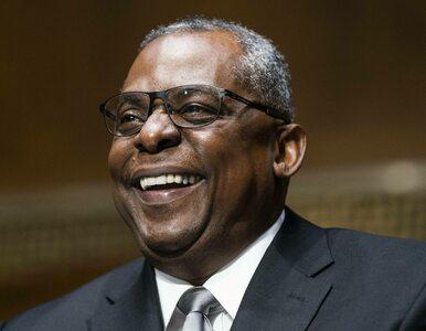 Nowa nominacja Bidena. Pierwszy w historii USA czarnoskóry szef Pentagonu