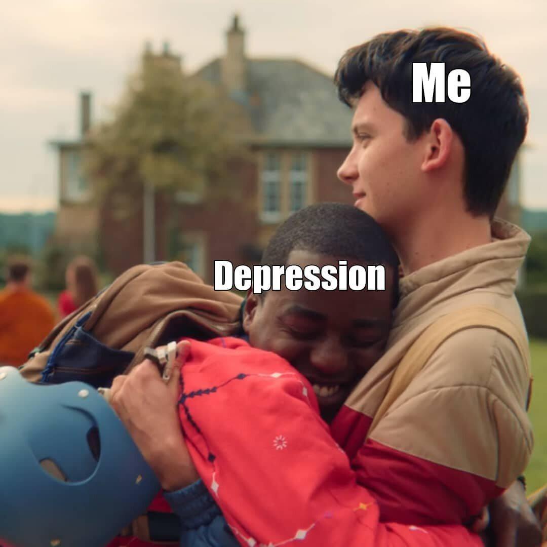 Ja/depresja