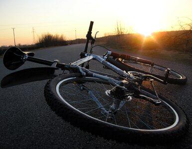 Gimbus zabił rowerzystę