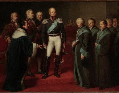 205 lat temu powstało Królestwo Polskie, a na jego tronie zasiadł car....