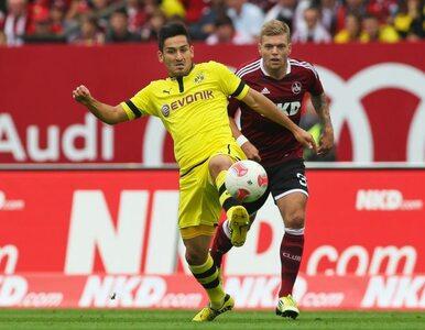 Borussia Dortmund tylko remisuje w Norymberdze