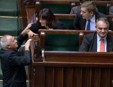 """Pawlak prosi Tuska o naprawienie """"błędu"""" Gowina"""