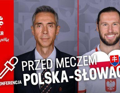 NA ŻYWO: Konferencja Sousy i Krychowiaka przed meczem Polski ze Słowacją
