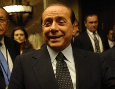 """""""Berlusconi to skąpiec"""""""