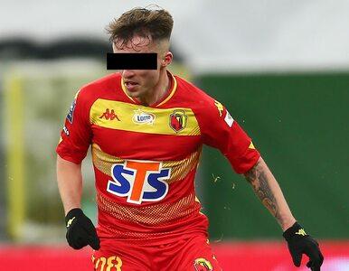 Piłkarz Jagiellonii uciekał przed policją. Grozi mu pięć lat więzienia