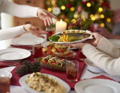 Tradycyjna wigilijna kolacja może sprzyjać wzdęciom