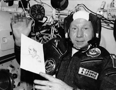 Nie żyje Aleksiej Leonow. To on jako pierwszy spacerował w kosmosie