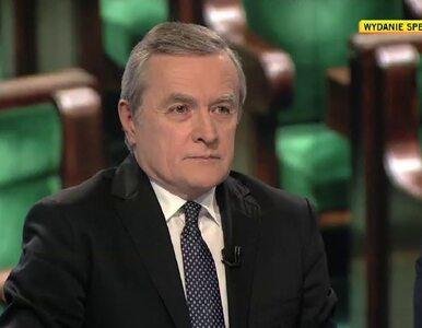 """Prof. Gliński nadal kandydatem PiS na premiera? """"Nie wypowiadam się na..."""