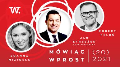 """""""Mówiąc Wprost"""". Rzecznik Porozumienia Gowina: TVP szaleje w sprawie..."""
