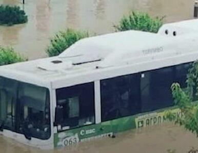 Powódź na Krymie. Ewakuowano prawie 1 400 osób, absurdalne nagranie z...