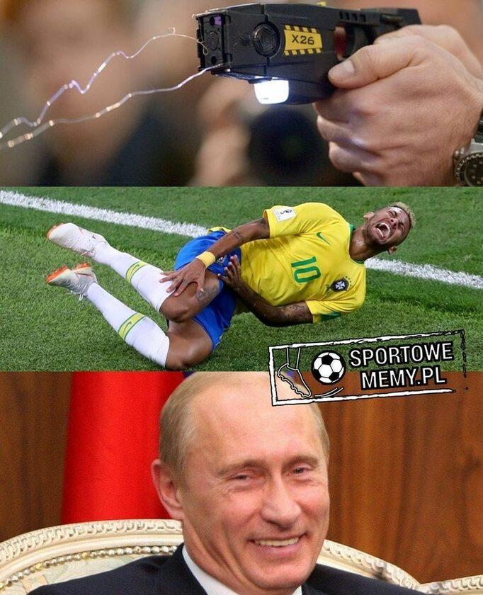 Mem z Neymarem