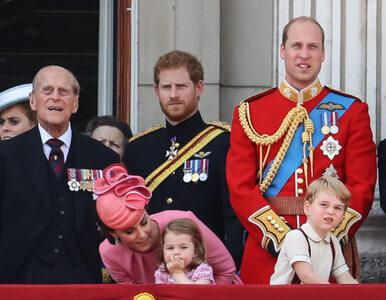 Książę Harry łudząco podobny do dziadka? Zdjęcie księcia Filipa z...