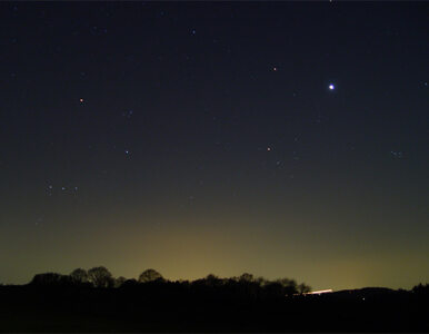 Naukowcy sprawdzą zanieczyszczenie świetlne nieba nad Bieszczadami