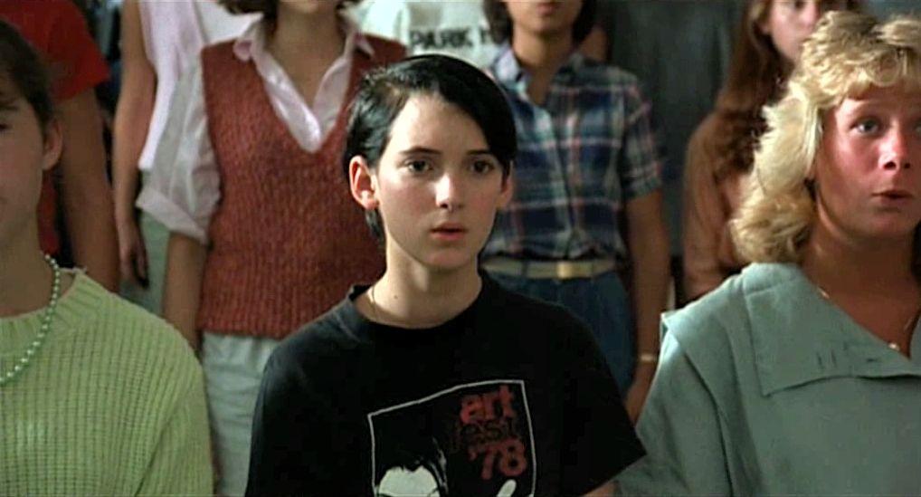 """Winona Ryder w filmie """"Lucas"""" (1986)"""