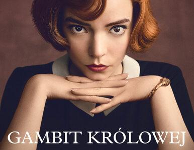 """""""Gambit królowej"""". Marcin Dorociński i Anya Taylor-Joy w oficjalnym..."""