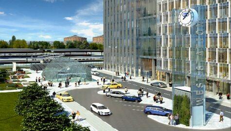 Tak będzie wyglądał nowy Dworzec Zachodni w Warszawie