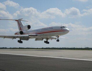 Tupolew gotowy do eksperymentu