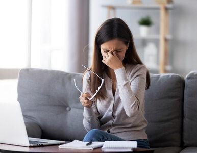 Nawet jeśli masz dobry wzrok, może cię dopaść cyfrowe zmęczenie oczu