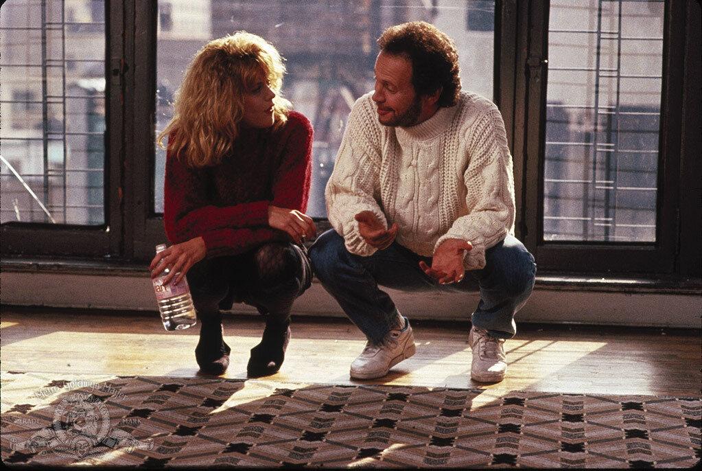 """Jak poznają się główni bohaterowie filmu """"Kiedy Harry poznał Sally""""?"""