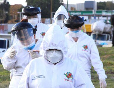 Dobowy rekord zakażeń koronawirusem w Meksyku. To trzeci kraj na świecie...