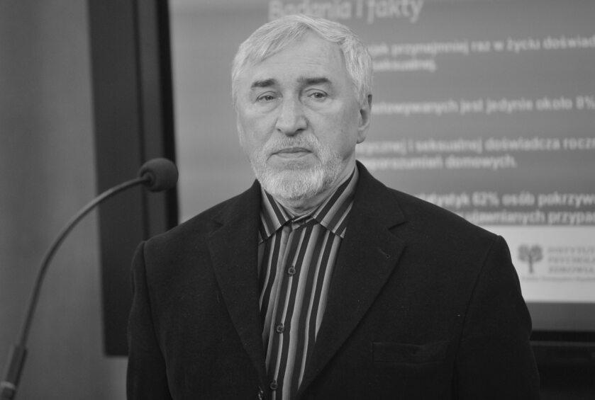 Jerzy Mellibruda w 2013 roku