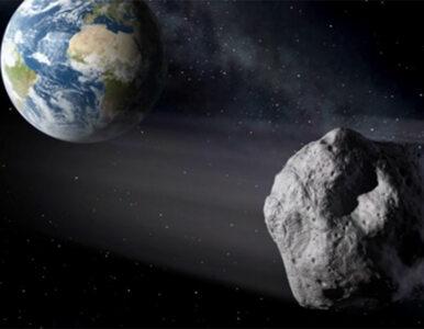 """Ogromna asteroida minie naszą planetę. """"Porusza się z prędkością 37 tys...."""