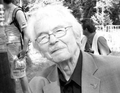 Nie żyje Bernard Krawczyk. Legendarny śląski aktor miał 87 lat