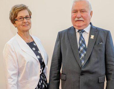 Wałęsa radzi żonie: Po mojej śmierci czas na młodszy model