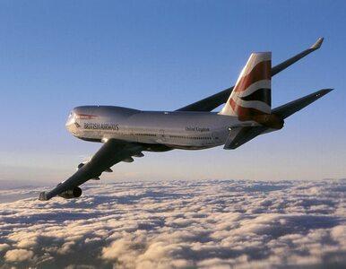 Zaskakujący skutek sztormu Ciara. Samolot lecący z Nowego Jorku do...