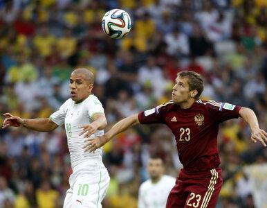 MŚ 2014: Algieria wyrzuciła Rosję z mundialu