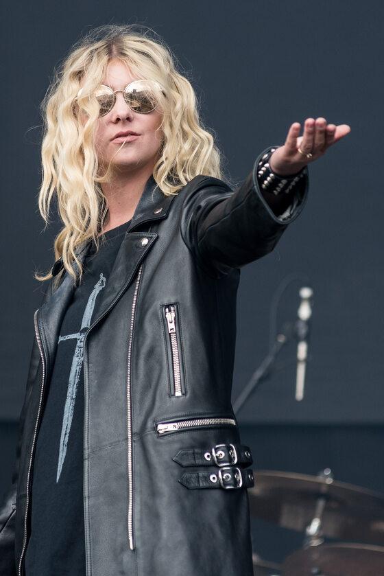Taylor Momsen w 2017 roku