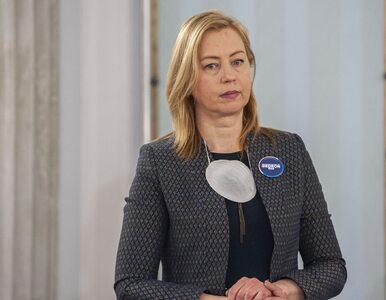 """Hanna Gill-Piątek odchodzi z Lewicy. """"Dziś rano złożyłam rezygnację"""""""