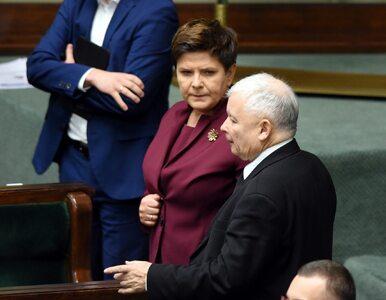 Co dalej z Szydło? Kaczyński: Jest dziś w gorszej formie. To minie