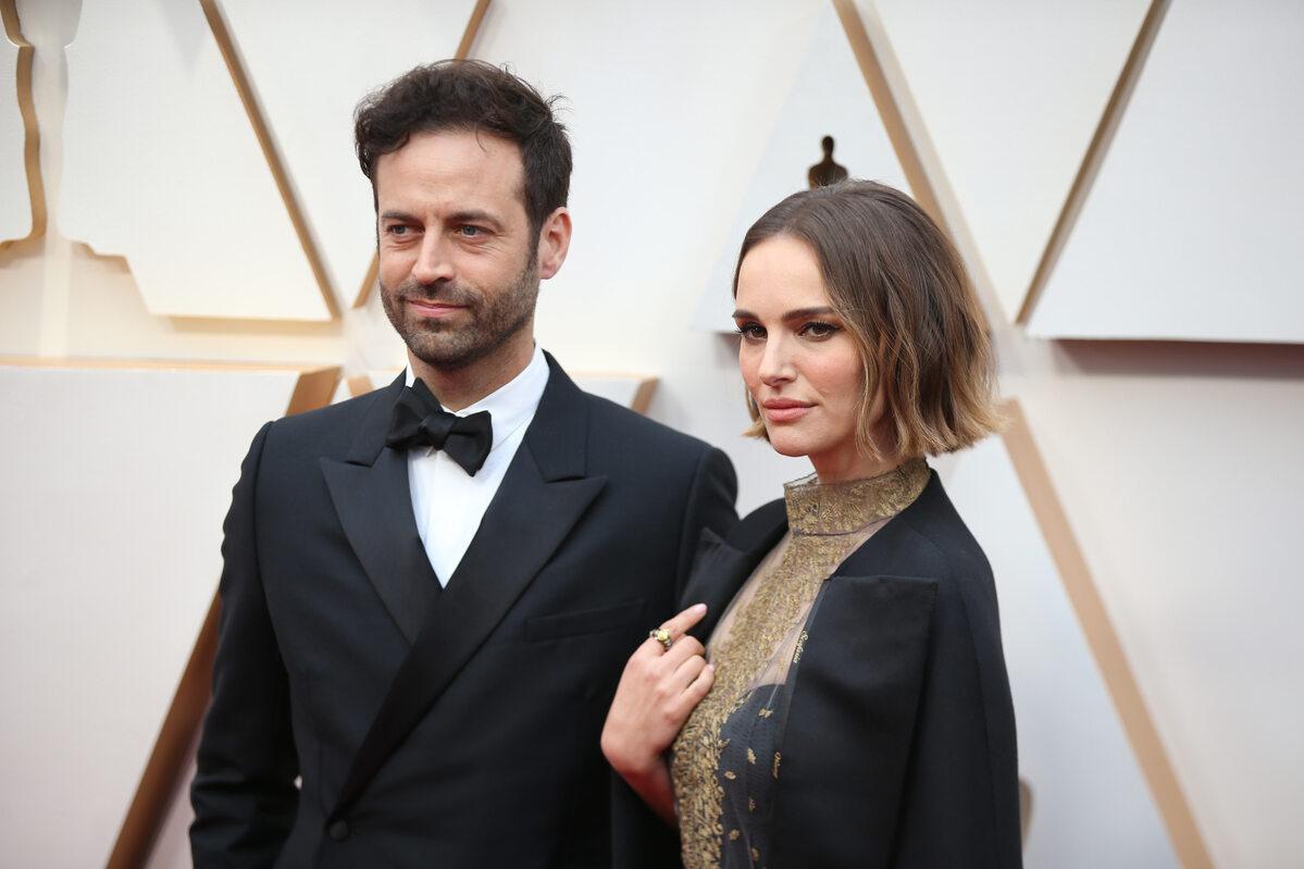 Natalie Portman i Benjamin Millepied
